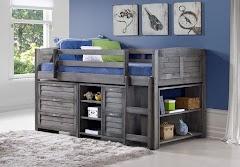 Giường tầng trẻ em 5 món tiêu chuẩn Mỹ