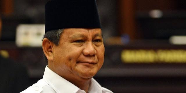 Gerindra Satu Gerbong Dengan Jokowi, Wajar Kalau Prabowo Ngomong Menahan Diri