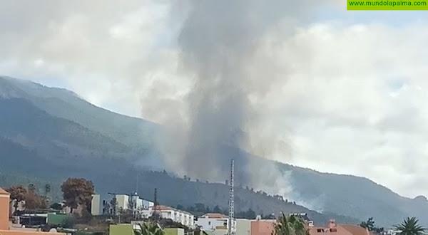 La Iglesia en La Palma 'abre sus puertas' para lo que sea necesario