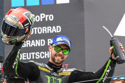Jonas Folger Tidak Percaya Sempat Memimpin Jalannya Lomba GP Jerman