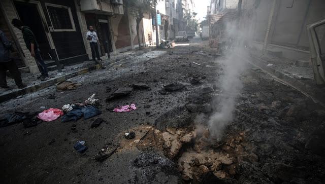 Κούρδοι: Βόμβες ναπάλμ και φωσφόρου ρίχνουν οι Τούρκοι