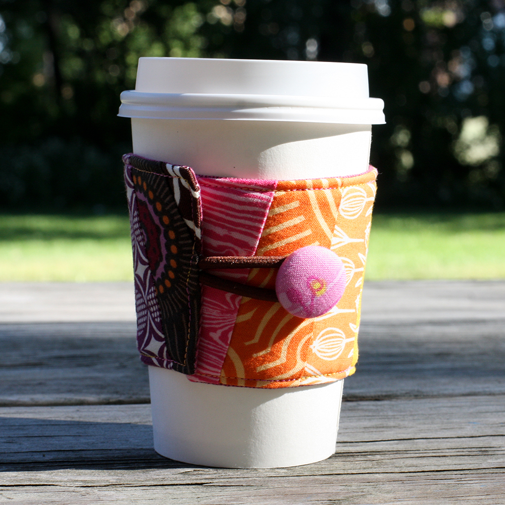 Coffee Cozy Pattern Awesome Decorating Ideas