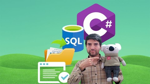 SQL in C# Series:Create Amazing Data Entry Forms in SQL & C#