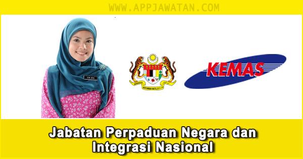 Iklan Jawatan Penolong Guru Tabika Perpaduan Gred N 11 (Kontrak) Jabatan Perpaduan Negara Dan Integrasi Nasional - 29 Oktober 2018