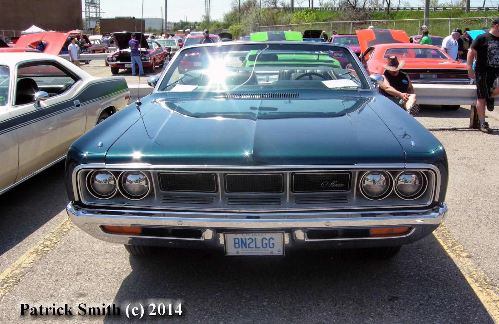 phscollectorcarworld: 1969 Dodge Monaco Convertible