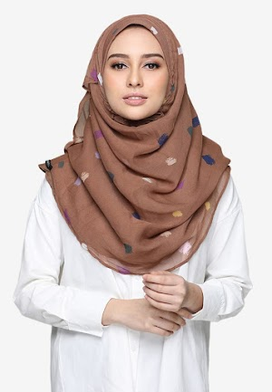 Hijab Anggun Terbaru