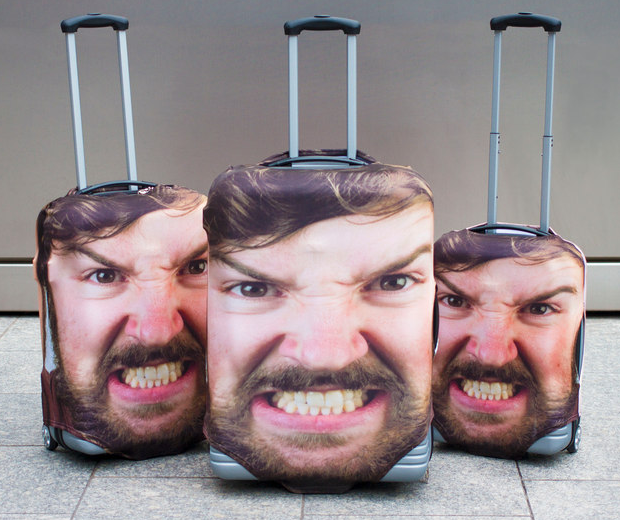Head Case Luggage