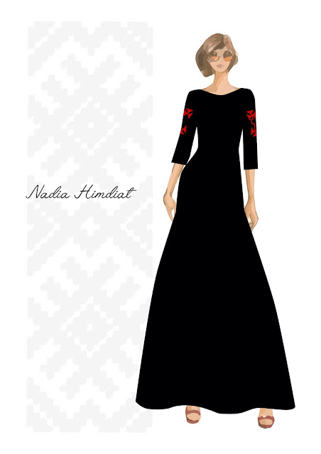 Платье. Модель PL- 400