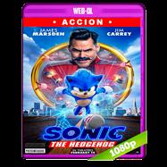 Sonic, la película (2020) WEB-DL 1080p Latino