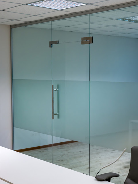 Why do you need to buy a glass door?