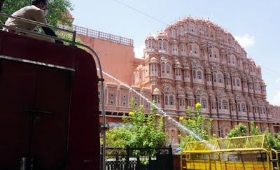 राजस्थान में जारी  हुई अनलॉक-2 की गाइडलाइन