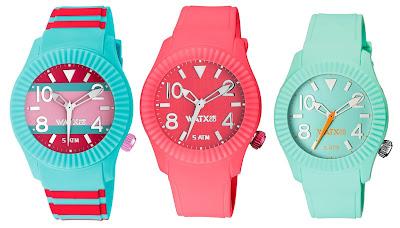 Relógios Watx & Colors, uma paixão!