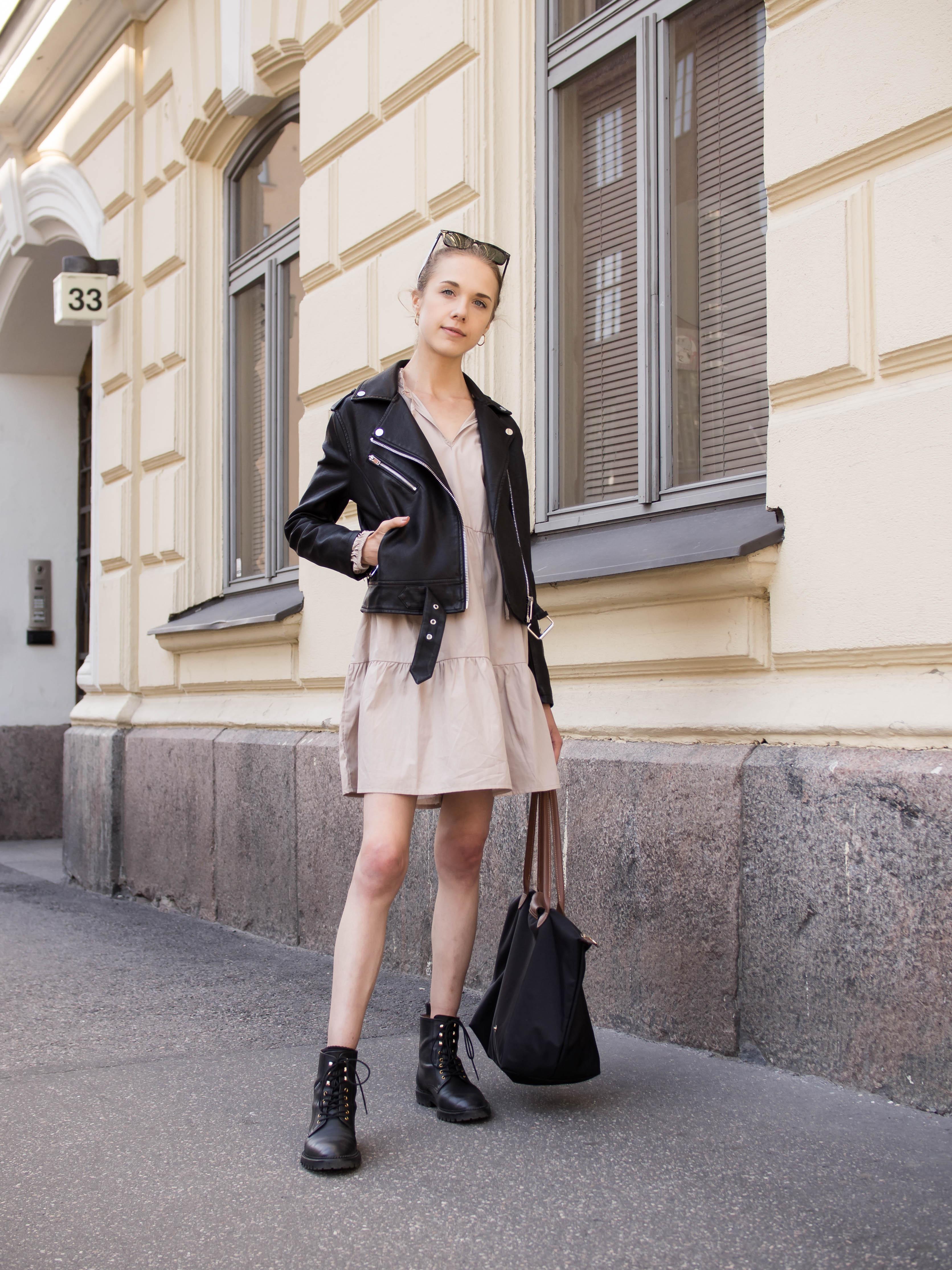 Saint Laurent inspired outfit - Saint Laurent inspiroima asu