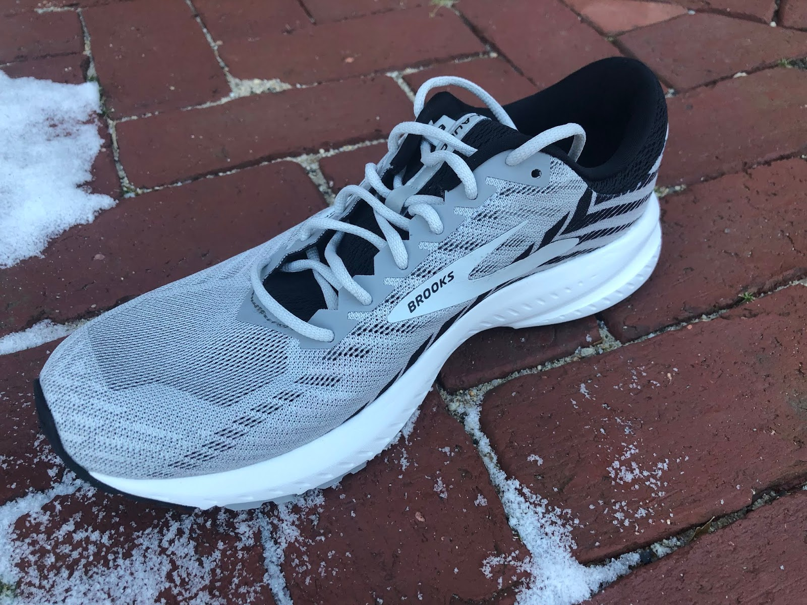 a879bfee825 Road Trail Run  Brooks Running Launch 6 Initial Review  A tempo run ...