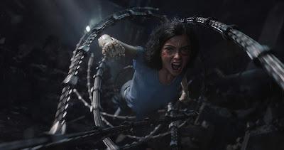 Alita Battle Angel Rosa Salazar Image 2