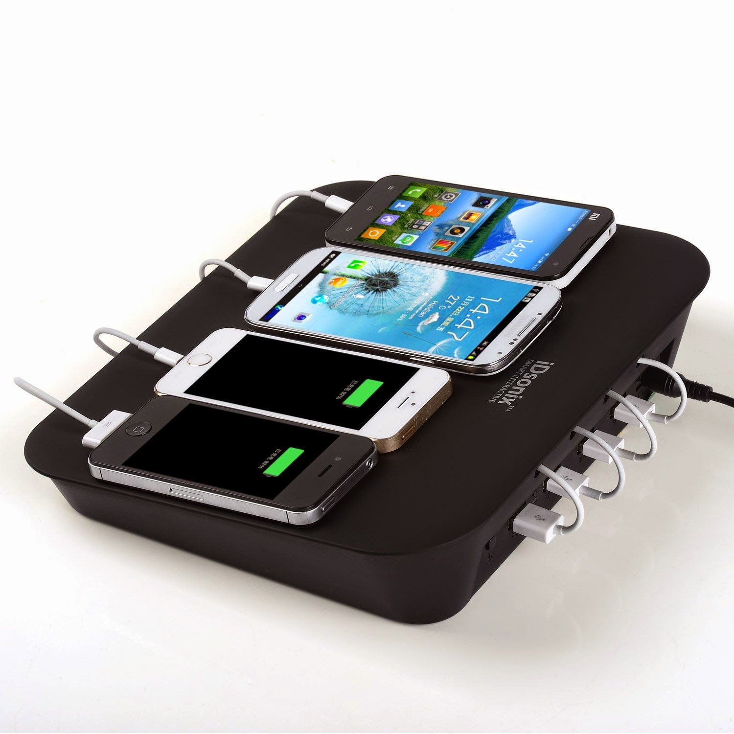Idsonix Multiple Devices Organizer Best Affordable Charging Station