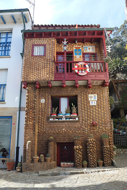 Casa de las Conchas de Tazones