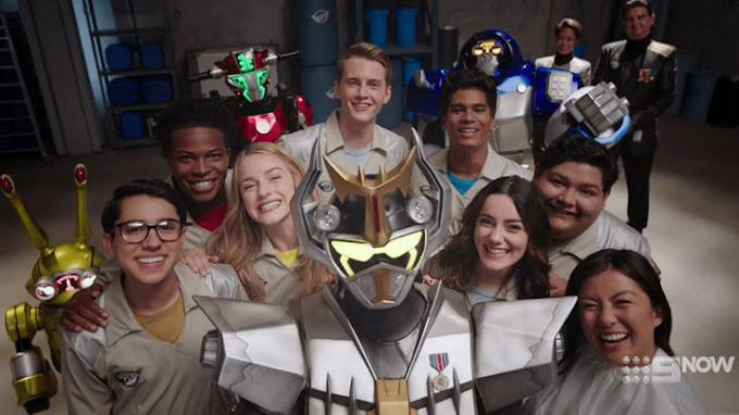 Power Rangers Beast Morphers Episode 20 Subtitle Indonesia