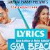 Goa Beach Lyrics - Tony Kakkar,Neha Kakkar