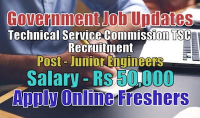 TSC Recruitment 2020