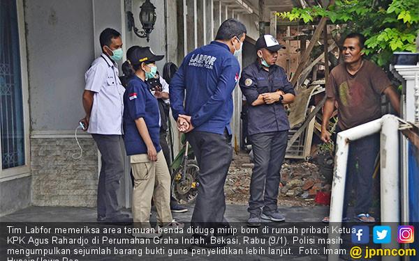 Kesaksian Penjual Bubur di Sekitar Rumah Agus Rahardjo