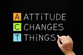 HOW ATTITUDES AFFECT MOTIVATION moments of positivity