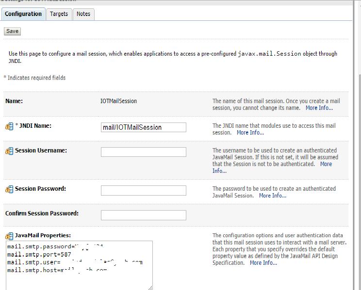 Ravi Dolas's ADF Blog: ADF- Send email using Java Mail API