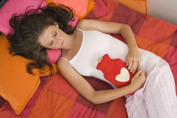 Remédios caseiros para cólica menstrual