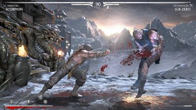 Alur Seru Cerita Game Mortal Kombat Yang Diangkat Menjadi Film