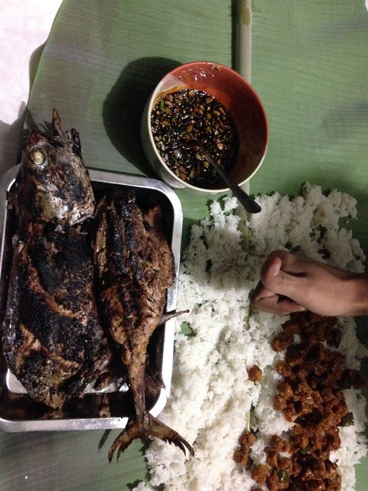 Gambar Ikan Tongkol Bakar - Gambar Ikan HD