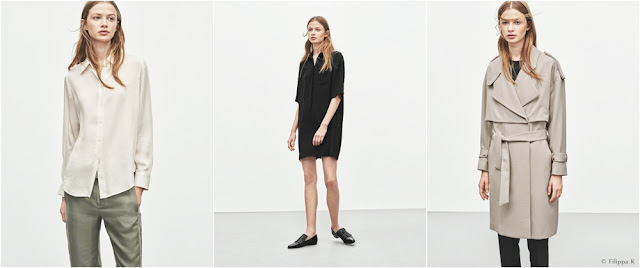 Rent clothing at the Swedish brand Filippa K