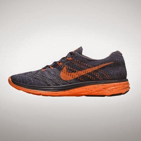 7ff44e9cda1 Impossibly Light and Incredibly Strong Marries Soft and Responsive  The Nike  Flyknit Lunar 3. When it comes to running shoes