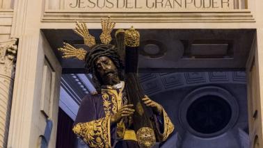 Horario e Itinerario Traslado del Gran Poder desde Parroquia de Santa Teresa a la Parroquia de SI Catedral. Sevilla 05 de Noviembre del 2021