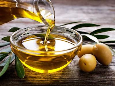 olive, olive oil, nausea
