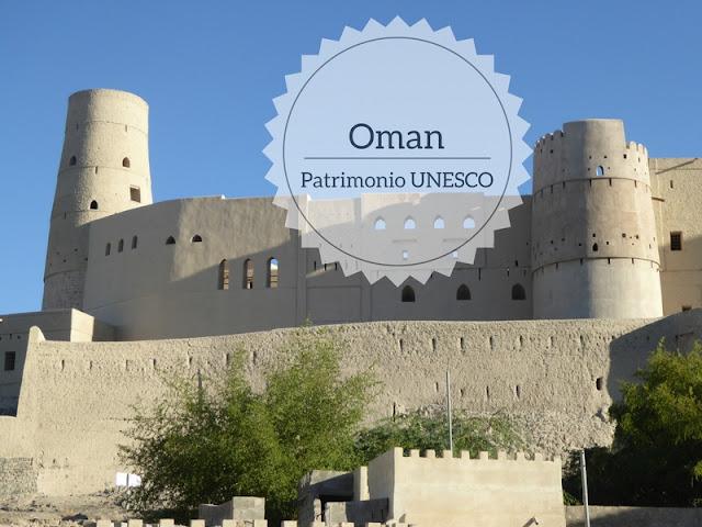 Oman: i siti Patrimonio dell'Umanità Unesco. Il forte di bahla