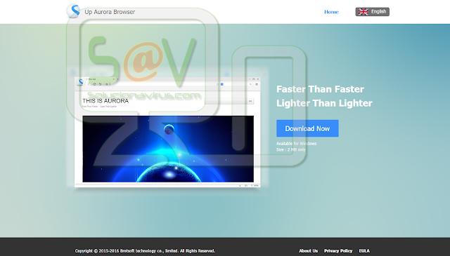 Up Aurora Browser