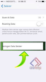 Solusi Hotspot Pribadi di iPhone Hilang