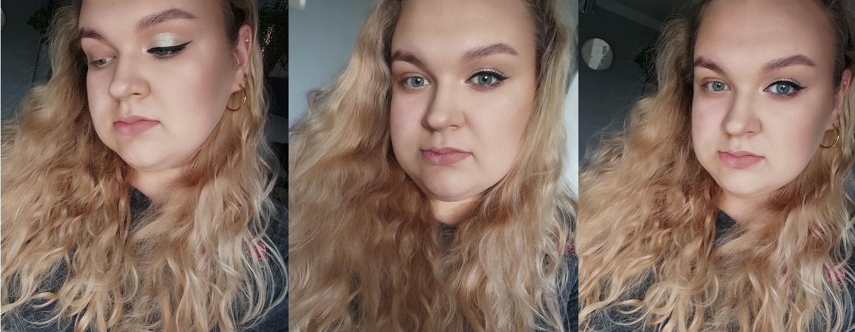Siła makijażu, czyli #powerofmakeup | Makijaż na pół twarzy | Mój stosunek do makijażu na przestrzeni lat