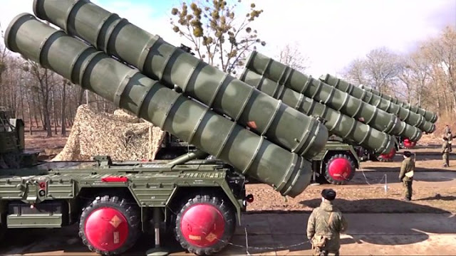 Diam-diam AS Ingin Beli Peluncur Rudal S-400 Buatan Rusia