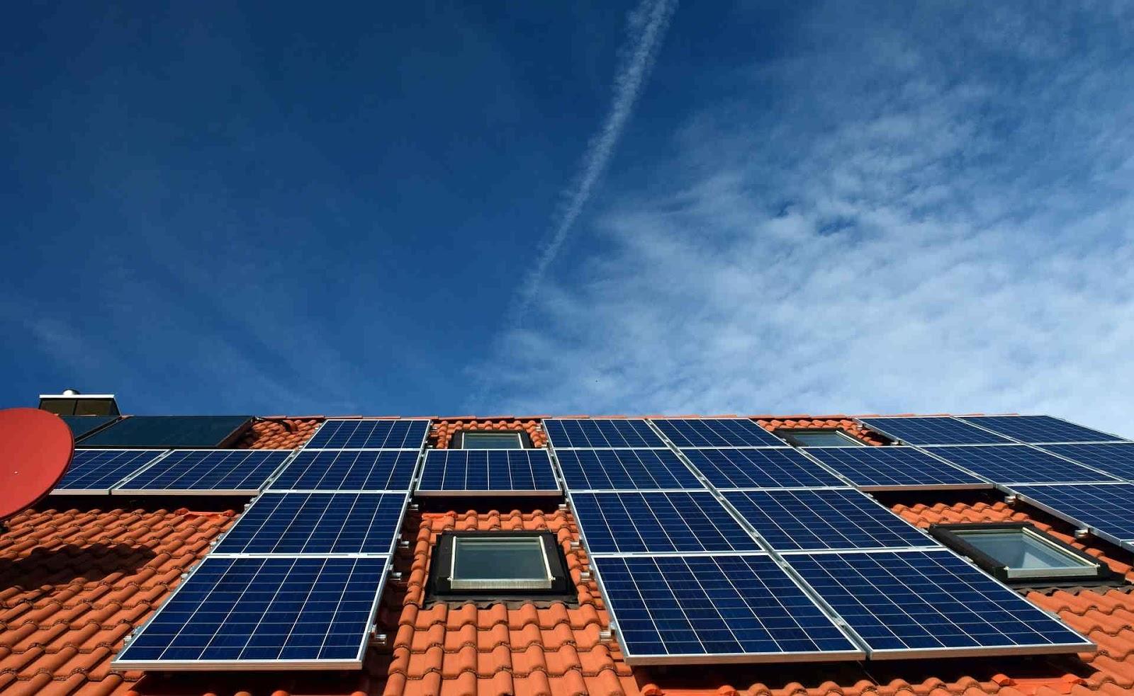 Solar energy importance