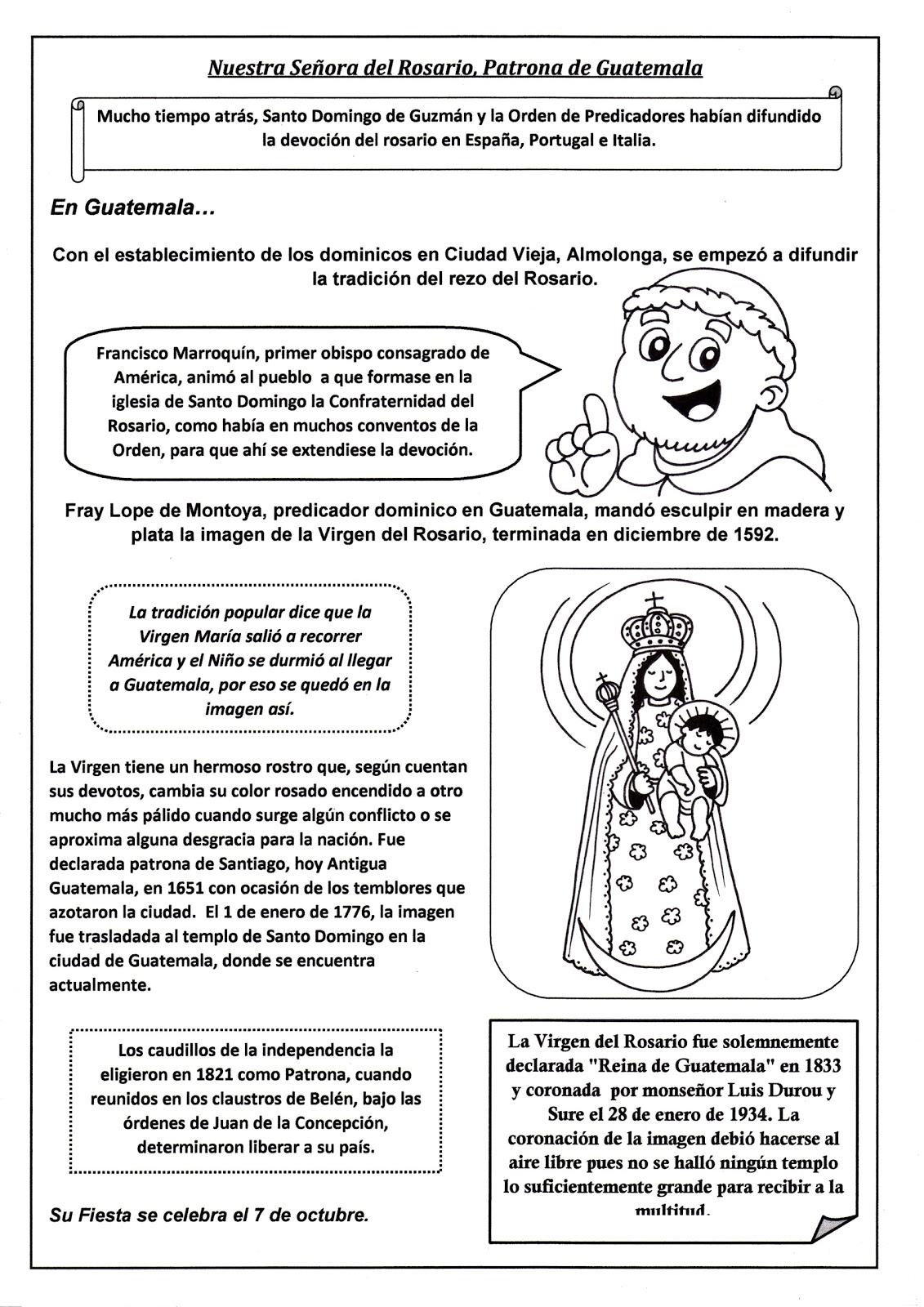 Blog del Profesorado de Religión Católica: Recursos sobre la Virgen ...