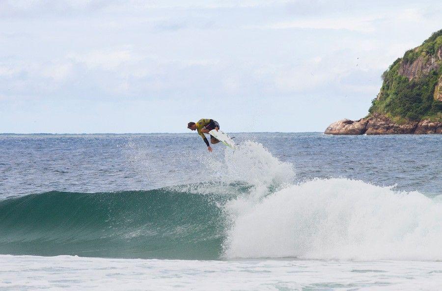 WCT Billabong Rio Pro 2012 - Josh Kerr