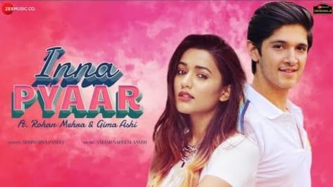 Inna Pyaar Lyrics in Hindi, Aishwarya Pandit, Lyrics in Hindi font, Hindi Songs Lyrics