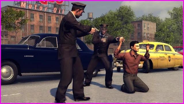 تنزيل لعبة mafia 2