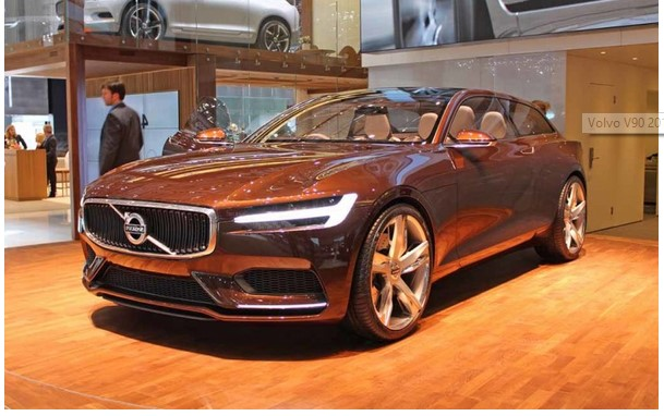 volvo v90 2016 rear suspension release and price car review specs and performance. Black Bedroom Furniture Sets. Home Design Ideas