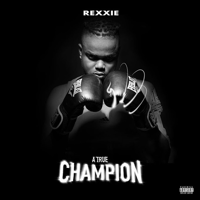 DOWNLOAD MP3: Rexxie – Champion ft. T-Classic & Blanche Bailly