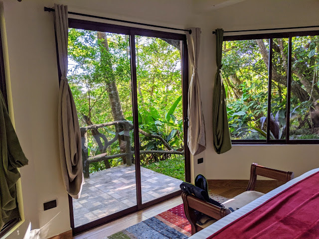 Where to stay in Costa Rica: Aguti Lodge in Monteverde
