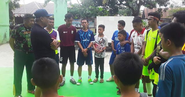 Kabupaten Bantaeng, Akan Gelar Turnamen Takraw Dandim Cup 2019