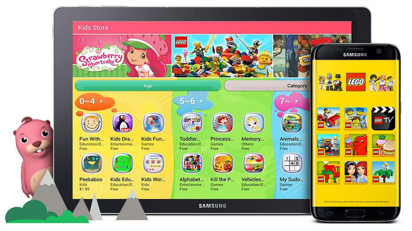 Samsung galaxy tab a parental controls