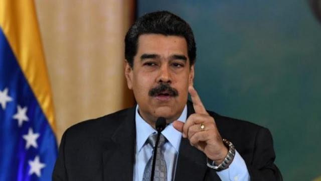 Maduro sobre la presunta compra de misiles a Irán